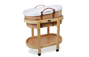 Kaylula Moses Basket & Stand