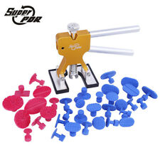 36Pcs Golden Car Paintless Dent Repair Tools Dent Lifter Removal Auto Body