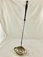 More details for antique french christofle sauce ladle toddy ladle christmas