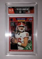 2021 Trevor Lawrence Pro Set PS1 HGA 9.5 - Rookie Card