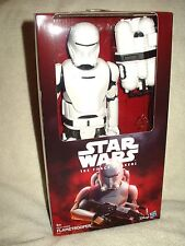 Action Figure Star Wars The Force Awakens Flametrooper 12 inch