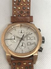 Diesel Woman's Watch Sample Watch No Movement Inside 40mm Casing -D93