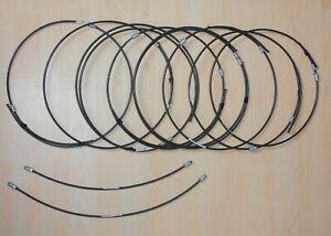 Bremsleitungssatz Mercedes W163 M-Klasse ML Satz Bremsleitungen Bremsleitung
