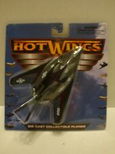 Hot Wings F-117 Nighthawk Jet Military Aircraft Just Think Toys Diecast C10-220