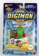 Digimon: TOGEMON Action Feature Figure + Poster & Sticker Bandai NIP