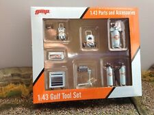 gmp Gulf Racing Rally pit service Tool set 1:43 bnib