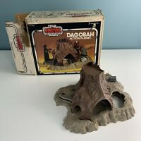 Vintage 1980 Kenner Star Wars Dagobah Action Playset w/Box