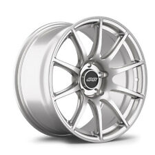 APEX ALLOY WHEEL SM-10 18 X 9.0 ET30 RACE SILVER 5X120MM 72.56MM