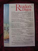 Readers Digest January 1977 Loretta Lynn Bill Bradley James A. Michener