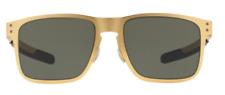 Oakley Damen Herren Sonnenbrille OO4123-08 55mm Holbrook Metal Vollrand G T2 H