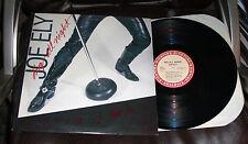 JOE ELY DIG ALL NIGHT Hightone NM LP Rosie Flores SETTLE FOR LOVE Jazz Street
