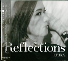 ERIKA-REFLECTIONS-IMPORT CD WITH JAPAN OBI G88