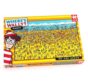 University Games-5935-Where's WallyBeach