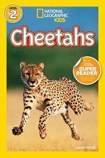 National Geographic Readers: Cheetahs Marsh, Laura Good