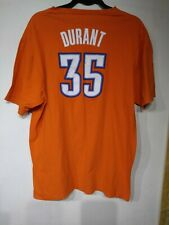 7e0ea57fc05a Adidas Keven Durant Thunder Tee Shirt. Size XL