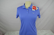 Womens Puma short sleeve pounce polo golf shirt Sz S  NEW WITH TAGS NWT