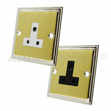 Chrome Plug Socket Home Electrical Fittings