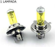 LAMPADA SINGOLA H4 55/60W GOLD GERMAN STYLE LUCE GIALLO 3000K