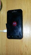 Motorola Defy Android Smartphone 8gb Black