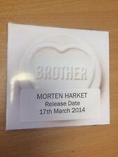 "MORTEN HARKET ""BROTHER"" RARE UK CD PROMO"