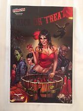 Grimm Tales Of Terror Halloween 2018 NYCC Exclusive Zenbox Krome #1/150 Fairy Nm