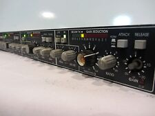 BSS DPR-404 Compressor Limiter De-Esser 4 Channel Rack Unit Tested And Working