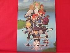 Tales of Vesperia The First Strike the movie memorial guide art book