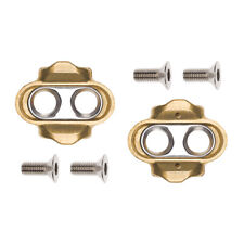 Crank Brothers Premium Bicycle Cleats Gold