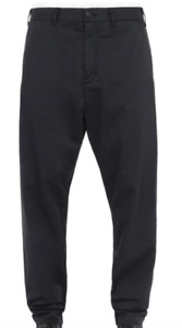 STONE ISLAND SHADOW 30409 ADJUSTABLE WIDE PANTS WITH ARTICULATION TUNNELS #FR15