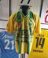Maillot jersey maglia camiseta shirt trikot jsk algerie algeria djazair XL