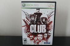 Club  (Xbox 360, 2008) *Tested