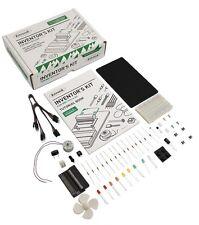 Erfinder Kit für die BBC Micro: Bit 10 Experimente Tutorial Buch Kein Löten
