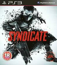 Syndicate - Business is War - PS3 NEW w/tear strip Factory Sealed Free uk Post