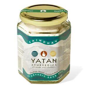 Ayurvedic Rock Salt for Neti Pot Sinus and Allergies Rinse 175gm