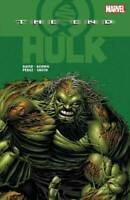 HULK TPB THE END NEW PTG REPS FUTURE IMPERFECT 1-2