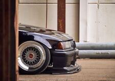 bmw e36 M3 GTR front spoiler bumper performance splitter valance lip gt wing