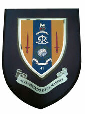 41 Commando Royal Marines Military Wall Plaque UK Made for MOD Regiment