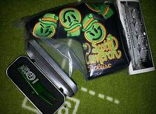 Scotty Cameron 2013 Ltd.Ed. St. Patrick's Day GRINDER Headcover + Divot tool