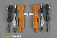 Matrix Workshop M-07 Upgrade Kit For Prower of the Prime Leader Optimal Optimus