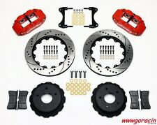 "Wilwood Superlite 4R Rear Big Brake Kit Fits 1984-1987 Corvette 12.88"" Drilled"