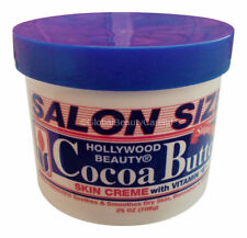 Hollywood Beauty Cocoa Butter Skin Creme with Vitamin E - Salon Size