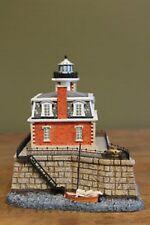 Harbour Lights Lighthouse Hudson Athens Ny #230 *Beautiful * Free Ship