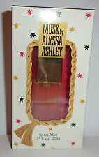 Musk by Alyssa Ashley  Spray Mist .75oz 22mL