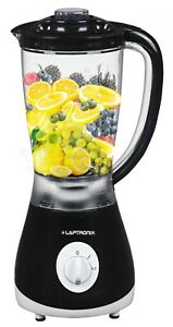 Laptronix 350W Table Blender Mixer Juicer Milk Shake Maker 1.2L Food Processor