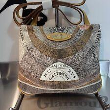 Gattinoni borsa Flat Crossbody M Bag Ocra (Cart.€ 128,00)