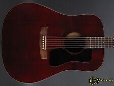 1975 Guild d25 C Flat-Cherry-mahogany top & Back