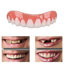 Cosmetic Teeth Fake Tooth Teeth Cover Dental False Natural Snap Perfect With Box