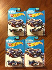 2016 Hot Wheels Race Team Need For Speed SRT Dodge Viper GTS-R Diecast Lot of 4