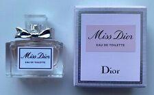 Dior MISS DIOR EAU DE TOILETTE 5 ml 0.17 FL OZ MINIATURE VIP GIFT