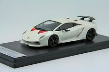 1/43 Looksmart Lamborghini Sesto Elemento Canopus White Free Shipping/ MR BBR